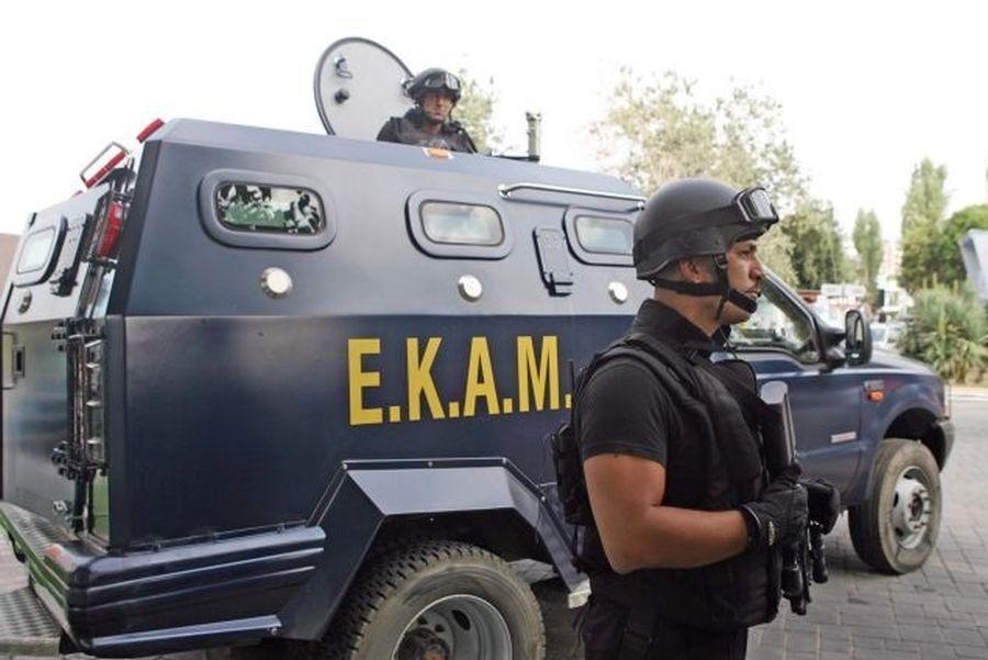 ekam van - EKAM - Special Anti-Terrorist Unit