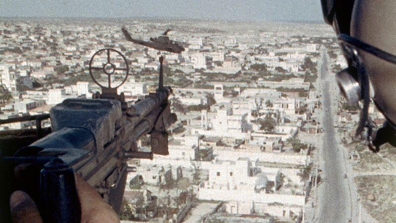 The Day of the Rangers - a bloody Battle of Mogadishu 2020 image