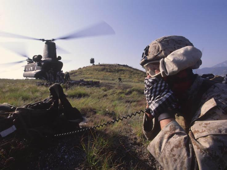 CH 47D Kunar - The Tragedy of Extortion 17