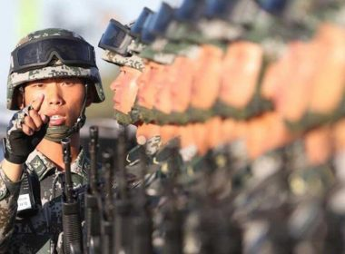 China Special Operations Forces Squadron