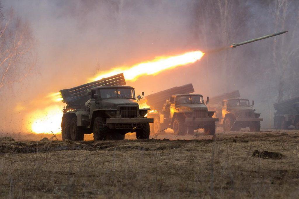 Robo Katyusha - The Russia's Killer Robot Rocket Launcher