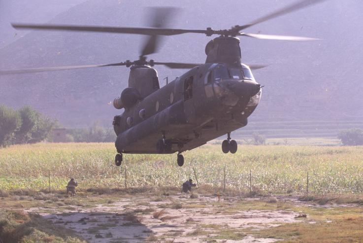 ch 47 afghanistan kunar province - The Tragedy of Extortion 17