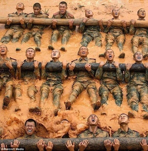 chinese special forces training - What's the Difference between China and U.S. Special Operations Forces?