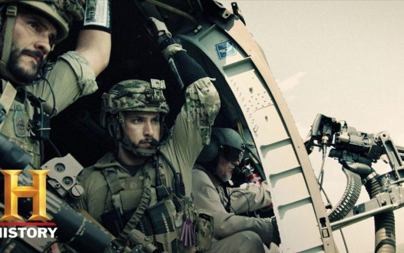 SIX - Stunning Navy SEALs TV Show 2020 image
