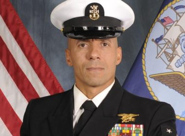 Navy SEAL becomes first SEAL Fleet Master Chief in naval history 2020 image