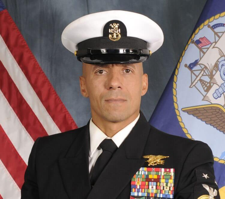 Force Master Chief Derrick Walters - Navy SEAL becomes first SEAL Fleet Master Chief in naval history