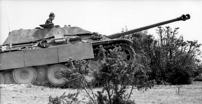 German Jagdpanther considered as best tank destroyer in WWII