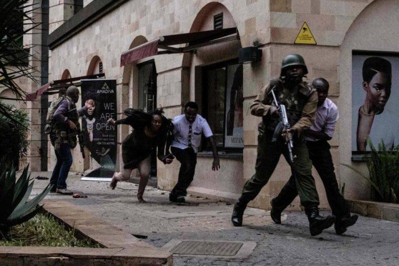 Chris Craighead: SAS operator during terrorist attack in Kenya