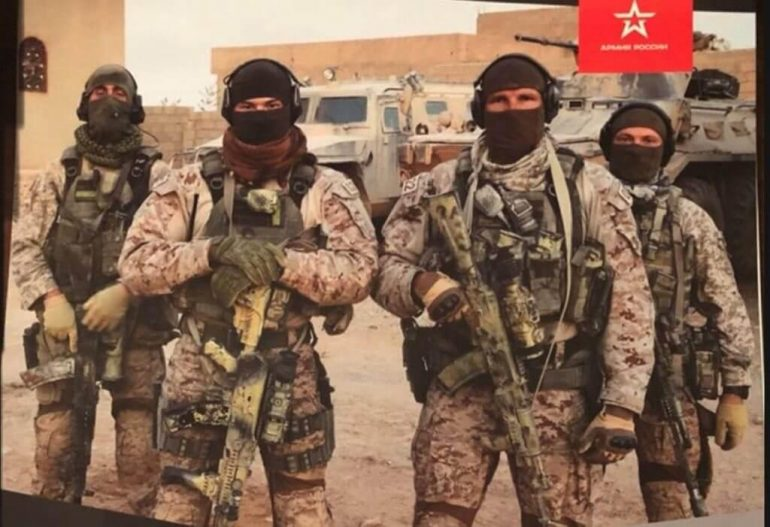 Russian Wagner PMC suffered heavy casualties in Libya 1