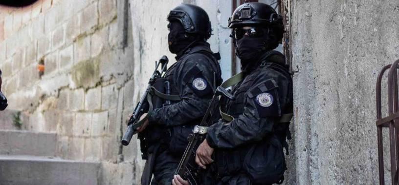 FAES operators - Special Unit FAES strikes fear in Venezuela