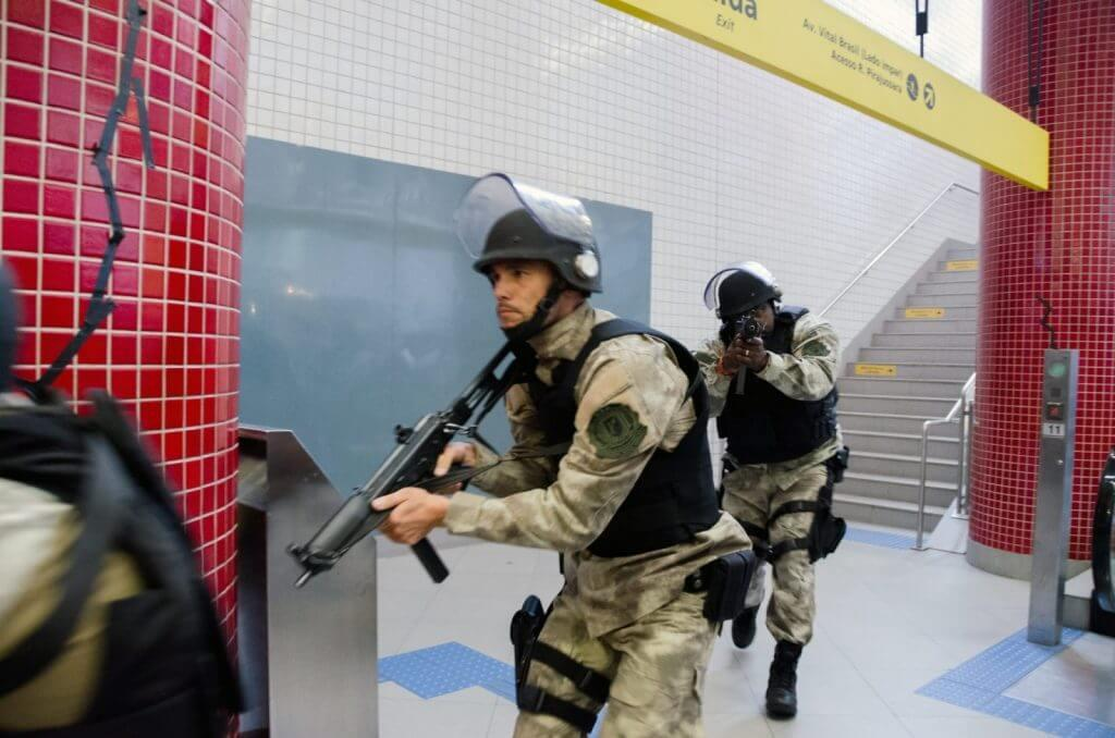 Special Reaction Group (SRG) of the Civilian Police of the State of São Paulo
