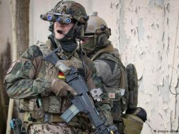 German KSK commando suspended for right-wing extremism 2020 image