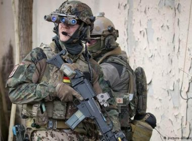 German KSK commando suspended for right-wing extremism