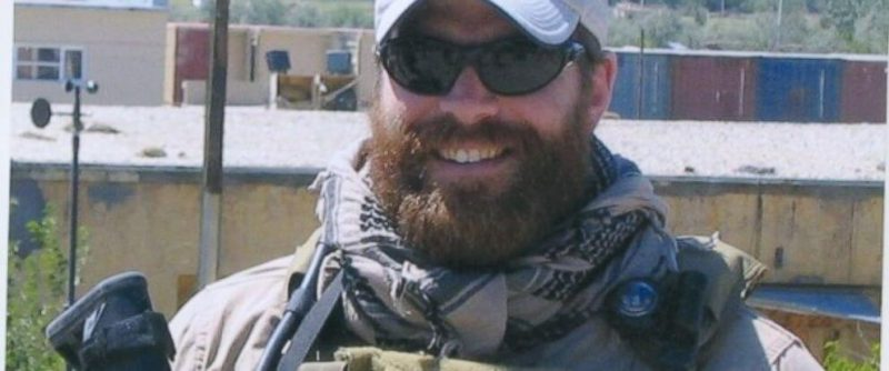 Navy SEAL Erik Kristensen was KIA in Extortion 17 incident