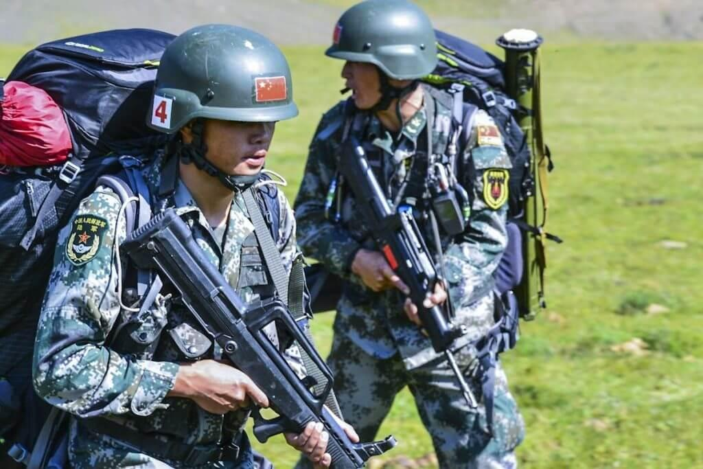 QBZ 95 1 - QBZ-95-1: China's Super Assault Rifle