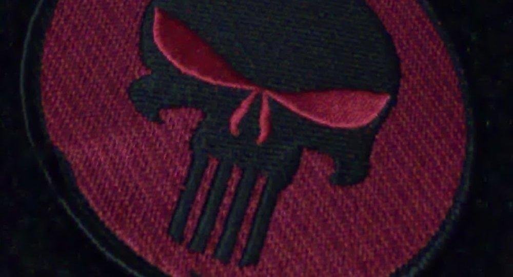 British SAS operators 'banned' from wearing 'Punisher' badge on uniforms 12