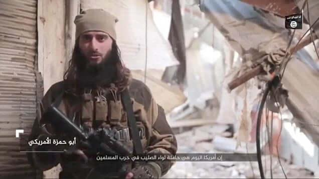 How an American citizen became a senior ISIS commander in Syria? 1