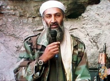 Osama Bin Laden notorious Al-Qaeda Leader killed during the Operation Neptune Spear