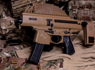 Sig Sauer's MPX Copperhead: The Army's Next Deadly Submachine Gun? 2020 image