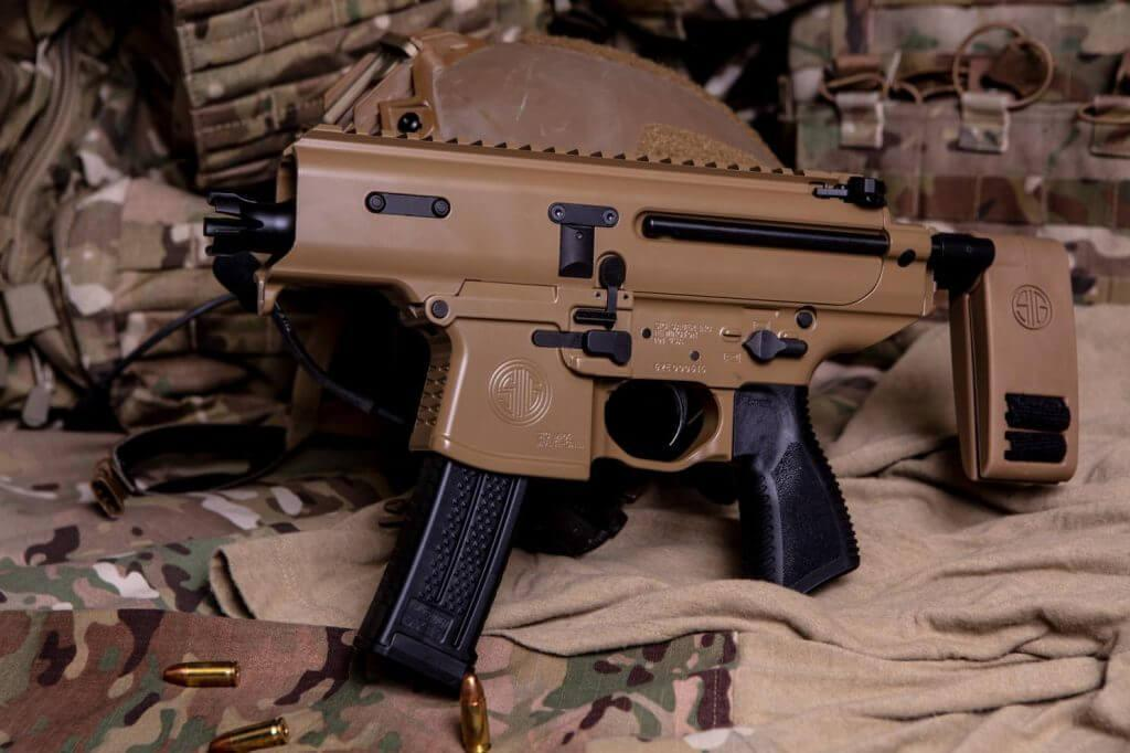 sig sauer mpx copperhead - Sig Sauer's MPX Copperhead: The Army's Next Deadly Submachine Gun?