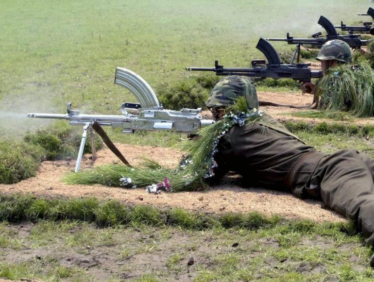 type 88 assault rifle 770x581 - North Korea's Lethal Type 88 Assault Rifle