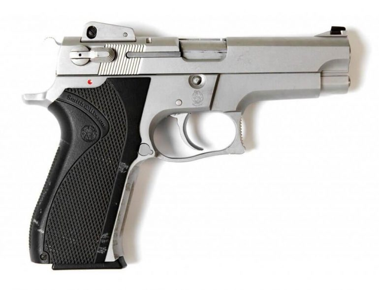 Smith and Wesson Model 5906 770x591 - Meet the Smith & Wesson Model 39/59: The Navy SEALs Old Gun