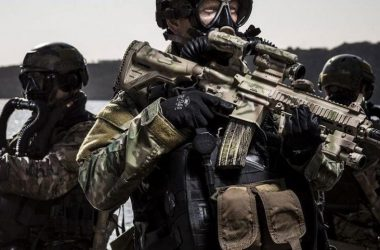 Operators from German Special Forces