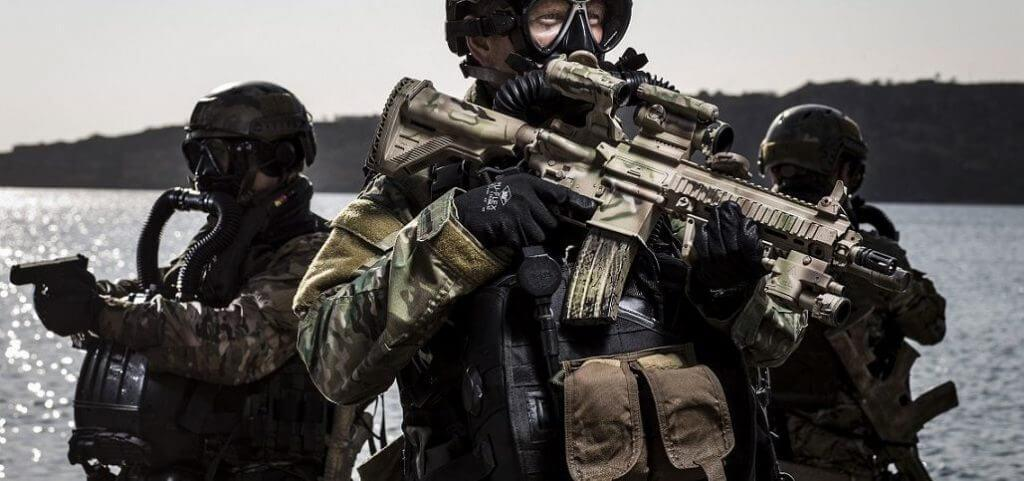 german special forces - New Assault Rifle for Germany's Special Operations Units