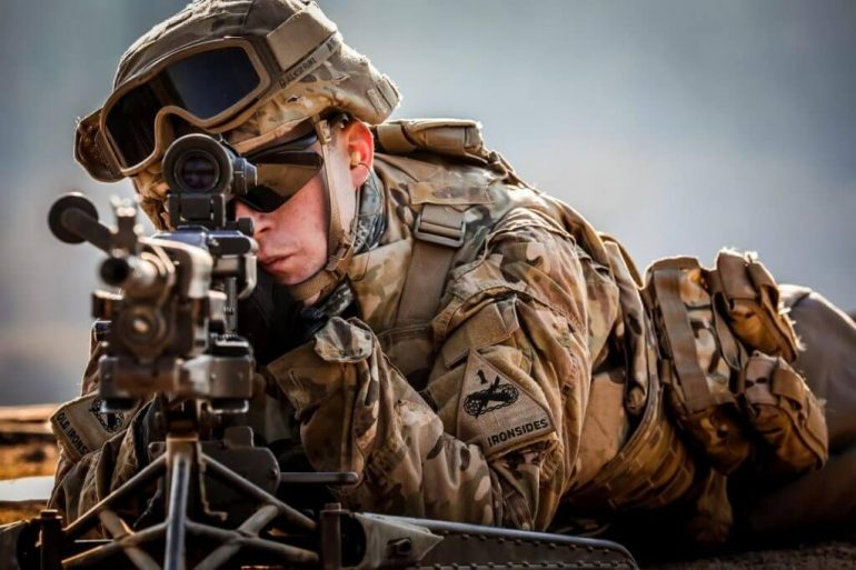 us military soldier 770x513 - The U.S. Military's Next Super Weapon: Tactical Tunnels