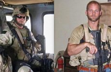 Navy SEAL Sr. Chief Mike Day
