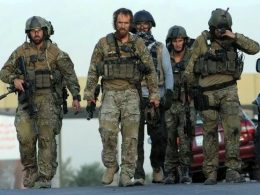 Navy Seal dramatic Taliban hostage rescue