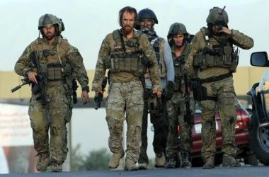 Navy Seal dramatic Taliban hostage rescue 6