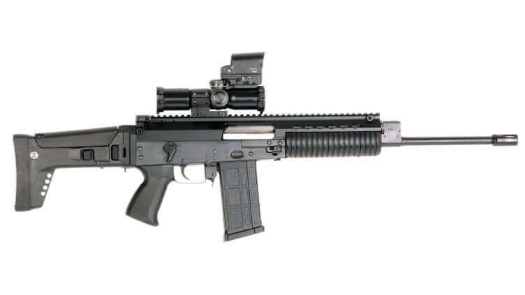 M17 AR Zastava Arms