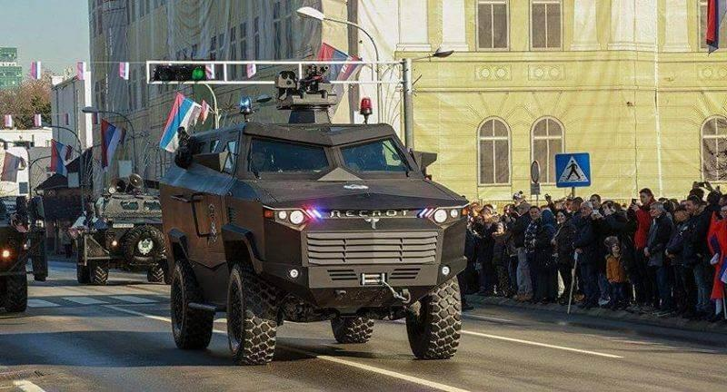 The Unbelievable Power of Force Protection Vehicles: APC Despot - 4x4 mine-resistant ambush-protected vehicle