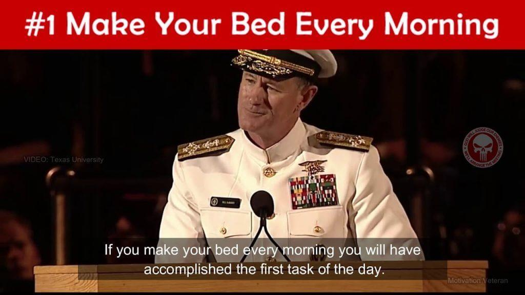 Naval Admiral William H. McRaven