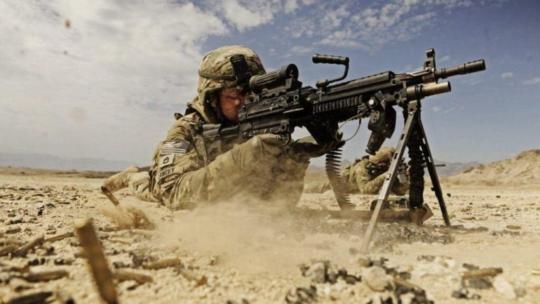 The possible replacement for M249 finally publicly unveiled 1