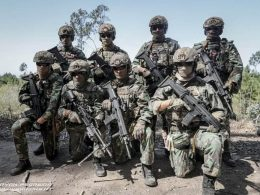 Portuguese Army Special Operations Forces (PRT SOF)