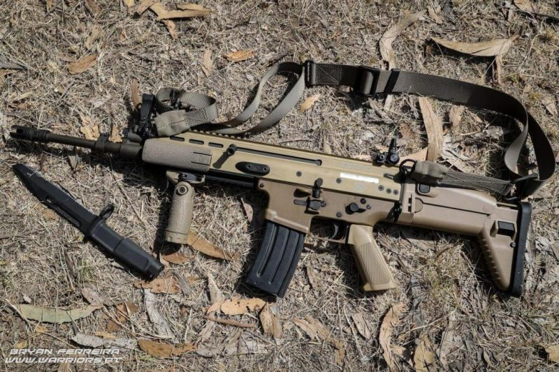 Portuguese Army New Assault Rifle 2