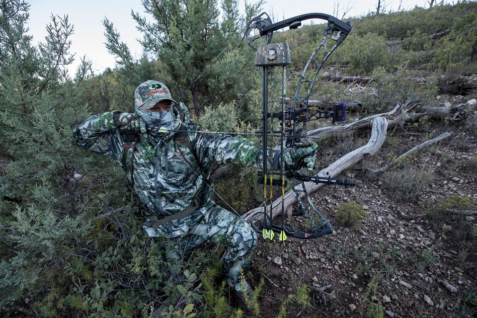 Crossbow in modern warfare could not survive the battle