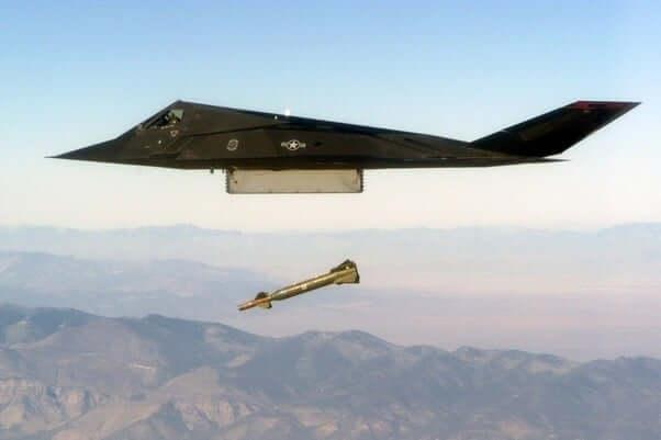 Is military stealth technology useless?