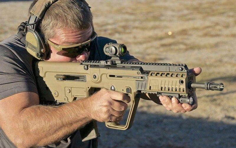 Israeli Super Gun: The Assault Rifle Built to Replace the M-4 2020 image