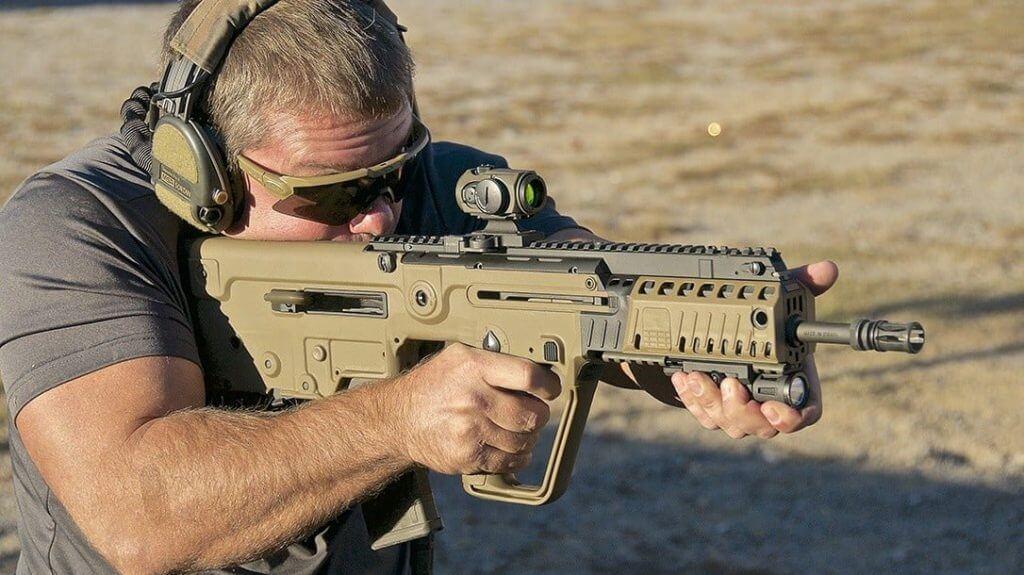 IWI Tavor (Photo: Tactical Life)