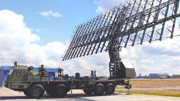 Nebo VHF-band AESA Radar Used in the S-400