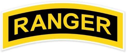 What does a Ranger tab mean?