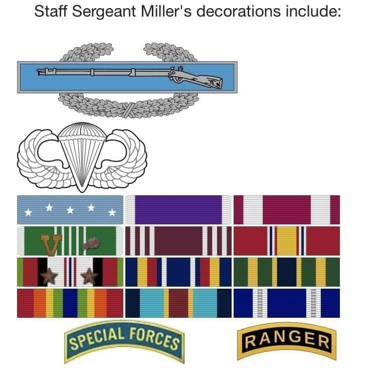 Is it possible to wear a Ranger/Special Forces, Sapper, and Airborne tab at once? 2020 image