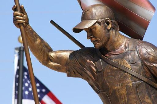 Chris Kyle Memorial in Odessa, Texas