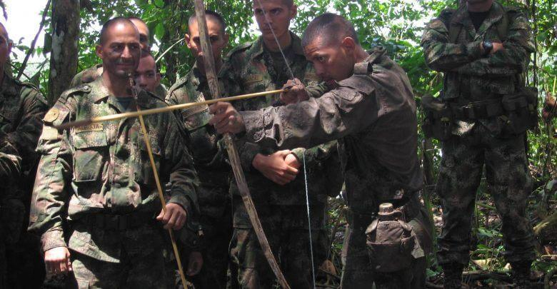 Bow and Arrow in Modern Warfare 1