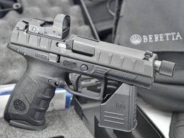 Poland's National Police sidearms to be renewed with Beretta APX pistols