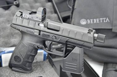 Poland's National Police sidearms to be renewed with Beretta APX pistols 2