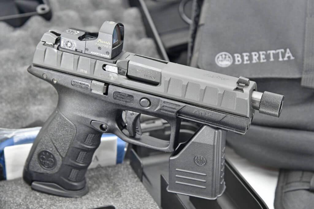 Poland's police to be equipped with Beretta APX pistols 14